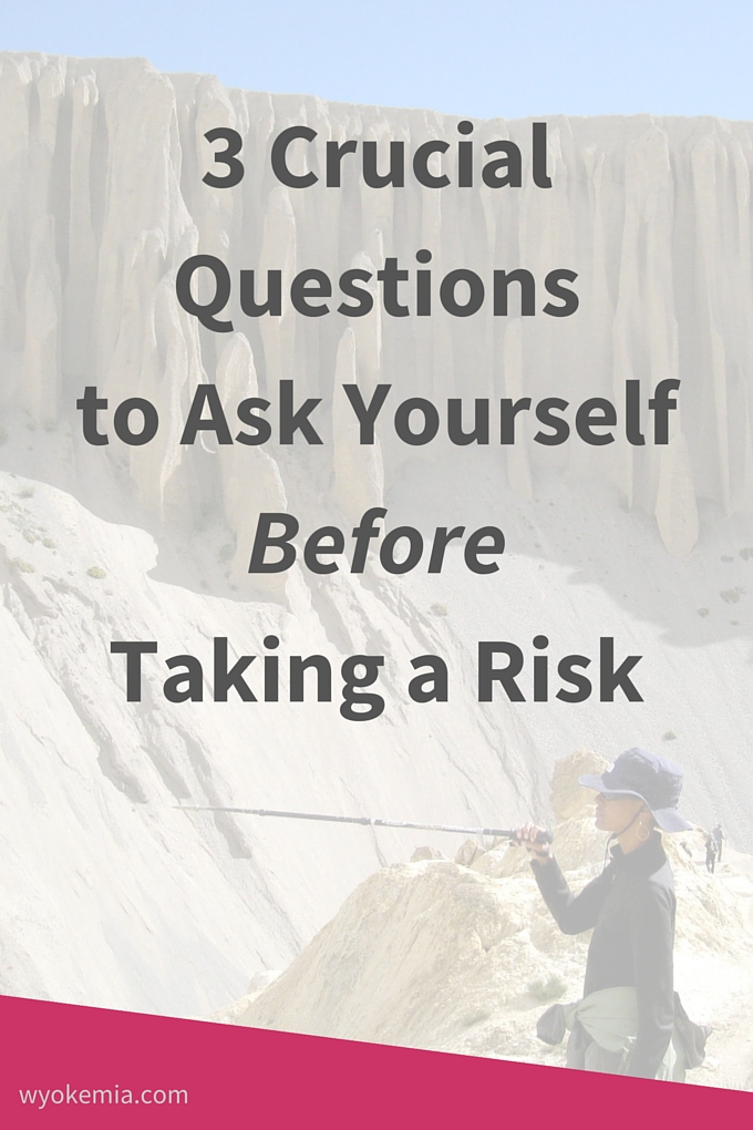 3 Questions Risk